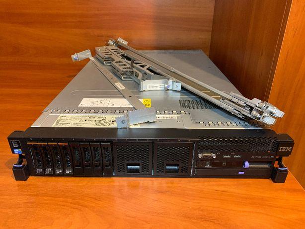 Быстрый сервер IBM System x3650 M3