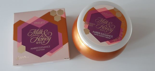 Zestaw Milk & Honey Gold z Oriflame. Dostępne 2 zestawy!