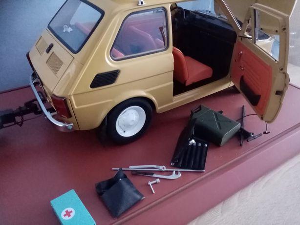 Fiat 126 p de agostini 1/8