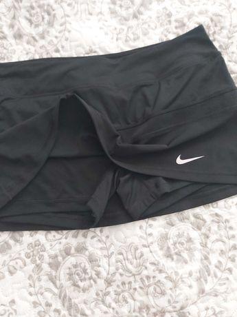Nike dri fit spodniczka plus spodenki L  sport siłownia
