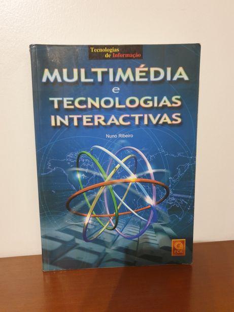 Livro tecnologias multimédia
