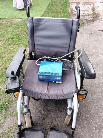 wózek inwalidzki quickie