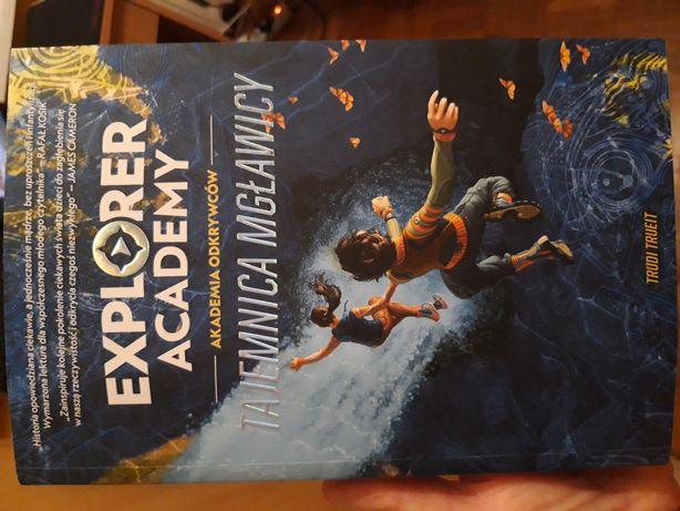 Książka Explorer Academy Tajemnica mgławicy