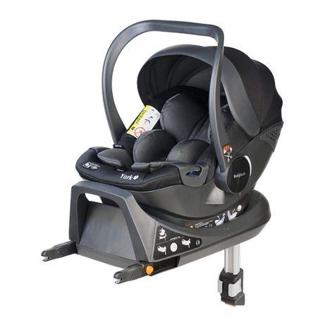 Fotelik samochodowy BabySafe YorkFix z bazą 0-13 kg