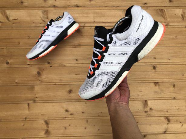 44.5р Оригинальные кроссовки Adidas Responce Boost / Nike Puma Hoka