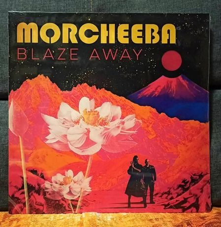 Morcheeba ‎– Blaze Away (нова запечатана платівка)