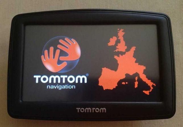 GPS TomTom XL IQ Routes Mapa Europa  V.1070_10874 e radares Maio 2021