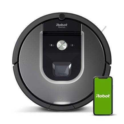 Робот пилосос iRobot Roomba 969