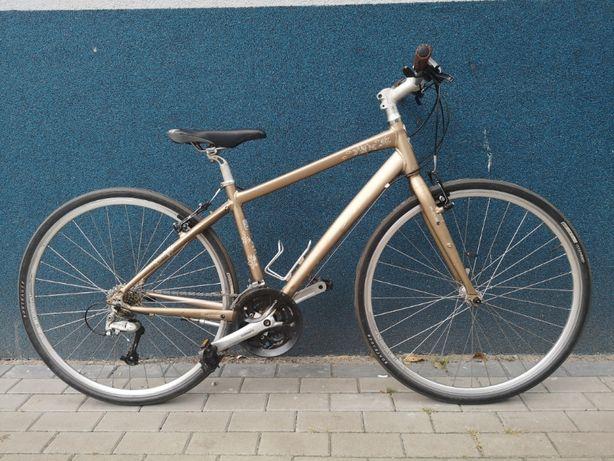 "Rower crossowy szosa TREK WSD 43 cm 17"" Deore Shimano Alivio 28"""