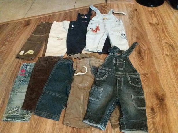 Spodnie dla chłopca jesień/ zima