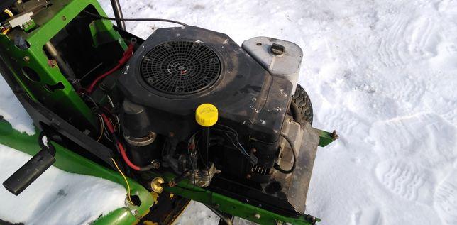 Traktorek kosiarka silnik kohler 14.5 hp pompą oleju w bdb stanie