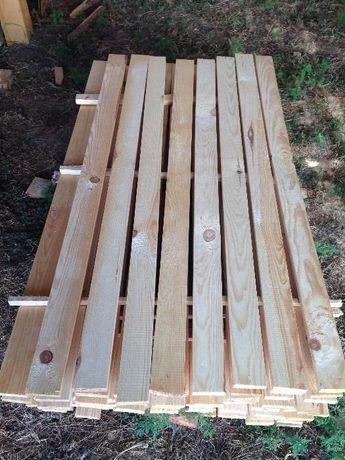 Штахет - Штакетник деревянный ( Доска брус рейка ) паркан, забор ,