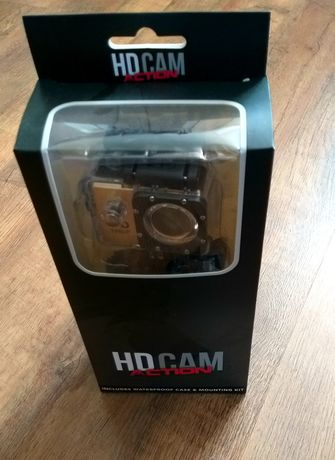 Kamera sportową HD