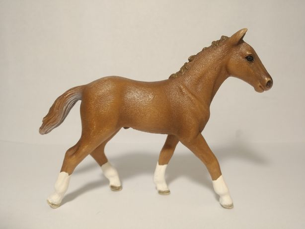 Konie źrebaki schleich collecta stare unikaty