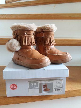 Buciki, zimowe używane