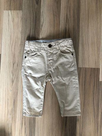 Spodnie dla chłopca zara rozmiar 68