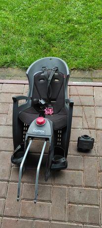 Fotelik rowerowy Hamax Siesta dodatkowe zapięcia