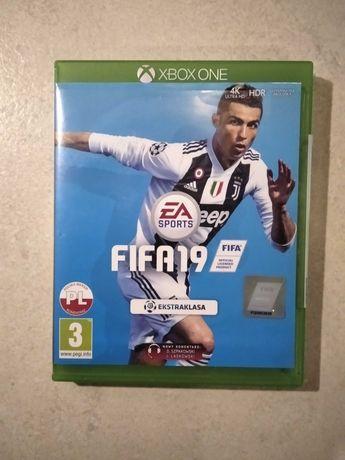 Gra fifa 19 xbox one polska wersja
