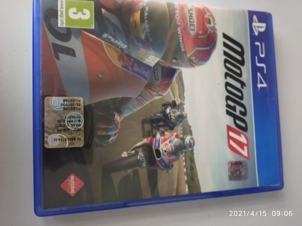 Motogp17 PlayStation 4