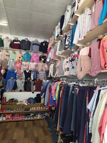 Магазин одягу та обладнання