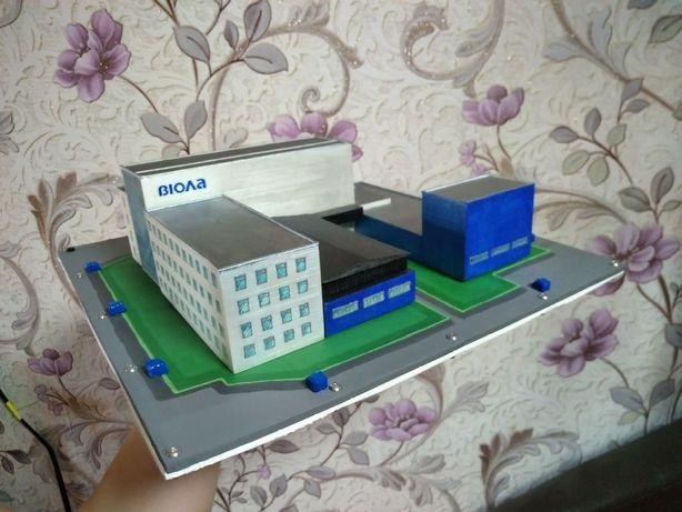 Изготовление 3D макетов