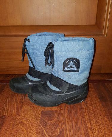 Зимние термо ботинки сапоги KAMIK до -40*С р.11 (28-29) из Америки
