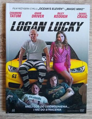 Logan Lucky film i książka komedia sensacyjna