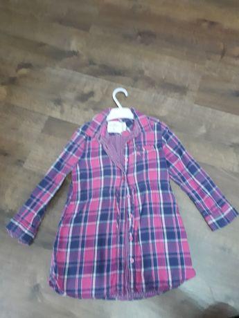 Koszule dla dziewczynki