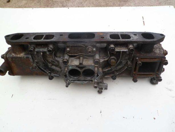 Silnik Mercruiser 2,5 L i 3.0 L. kolektor wydechowy, ssący, części