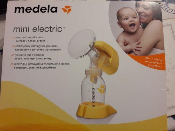 laktator elektryczny Medela + nowe woreczki na mleko Medela