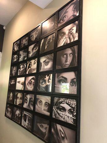 Fotografie-obraz twarzy, oczu, oczy