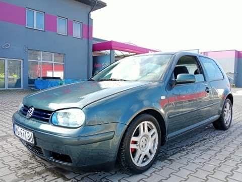 VW GOLF 1,8 20v 125KM LPG sekw. DO JAZDY alufelgi