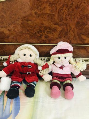 Мягкие куколки