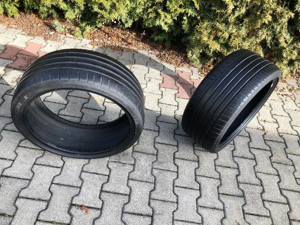 Dunlop Sport Maxx GT 2 x 245/35/20 +  2 x 275/30/20 ( komplet 4 opon )