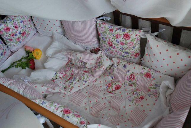 Комплект постельного для маленьких девочек