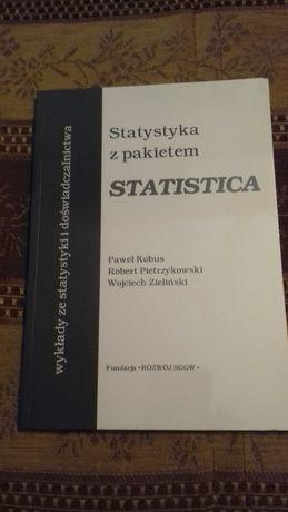 STATISTICA. Wykłady ze statystyki i doświadczalnictwa. Korbus Paweł