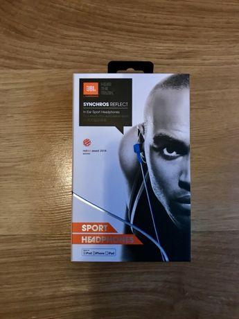 Słuchawki JBL Synchros Reflect do iPhone iPod iPad Nowe Wrocław