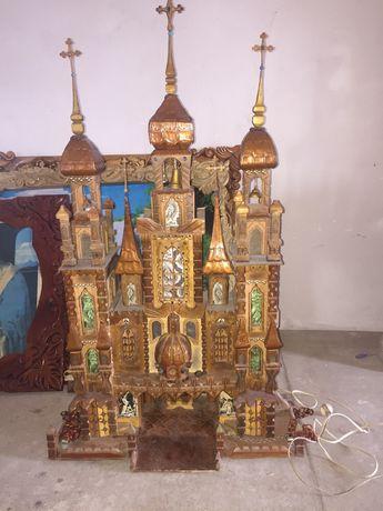 Церковь светильник