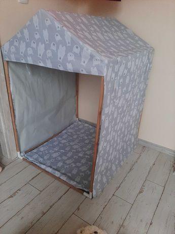 Namiot/domek dziecięcy z materacem