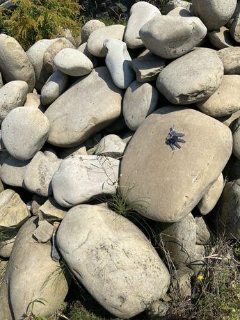 Валун Камінь Річковий Закарпатський Габіон Галька Валуны