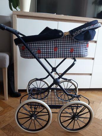 Wózek dla lalek gondola PRL