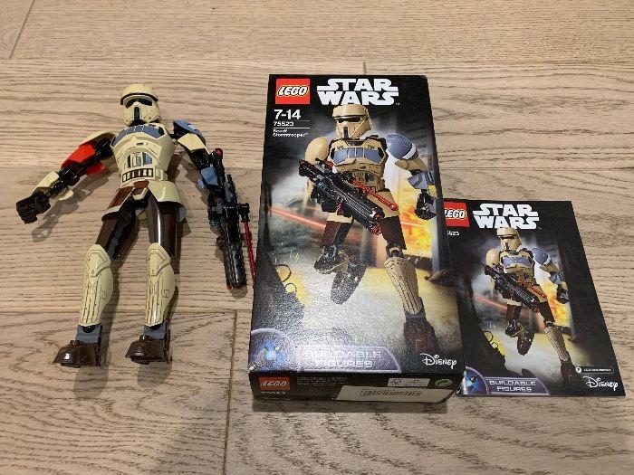 Lego Star Wars Szturmowiec ze Scarif 75523 Warszawa - image 1