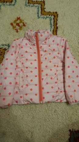 Куртка демисезонная 98р.