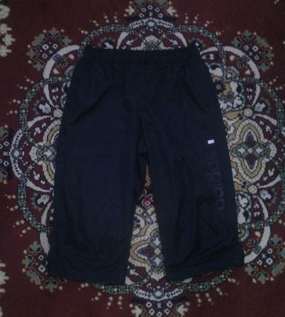 мужские спортивные шорты бриджи adidas пояс полу обхват 40-51см