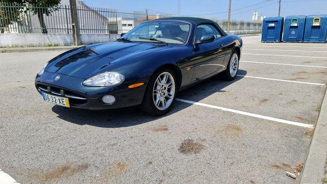 Jaguar xk8 2001 4.0 V8 Cabrio