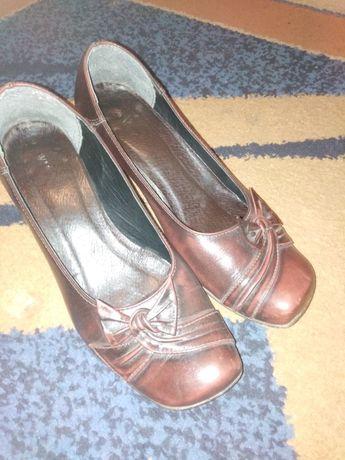 Туфли полностью кожа недорого