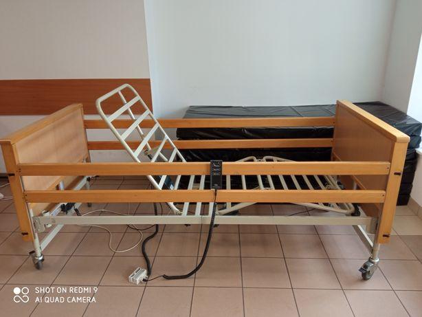 Łóżko rehabilitacyjne ortopedyczne elektryczne