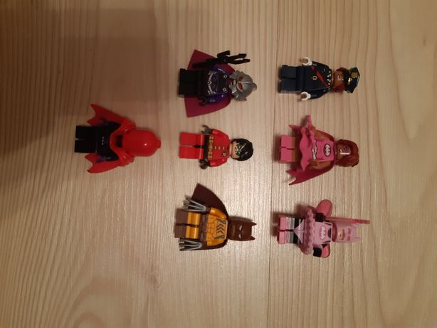 Lego Минифигурки DC