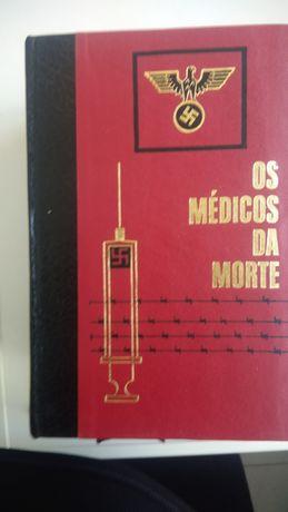 coleção  4 livros os médicos  da morte