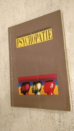 Psychopatie Kępiński, psychoterapia, terapia, psychologia, psychiatria